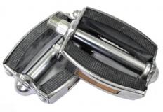 Комплект педалей платформенные, JK 3585 серебро, RPESTJK00001