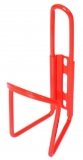 Vinca Sport, Флягодержатель алюминиевый в комплекте с болтами, красный HC 11 red