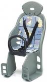 Кресло детское, крепление на багажник, нагрузка до 22 кг YC-815 gray (размер 280x635x250 mm)