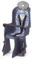 Кресло детское, крепление на багажник, нагрузка до 22 кг YC-841 blue (размер 310x750x310 mm)