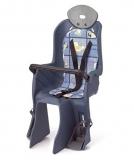 Кресло детское, крепление на багажник, нагрузка до 22 кг YC-841 gray (размер 310x750x310 mm)