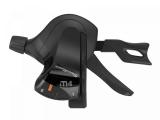 SunRace, Манетка M400 8ск черный