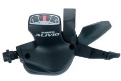 Манетка Shimano ALIVIO SL-M410 3ск черный