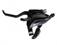 Shimano, Манетка ALTUS ST-EF500 3ск черный