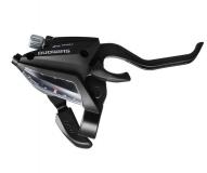Shimano, Манетка ALTUS ST-EF500 7ск черный