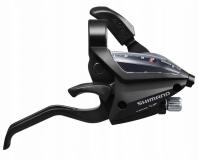 Shimano, Манетка ALTUS ST-EF500 8ск черный