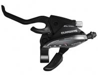 Shimano, Манетка ALTUS ST-EF510 3ск черный