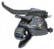 Манетка Shimano ST-TX800L 3ск черный