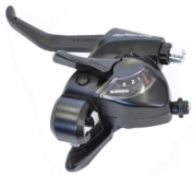 Shimano, Манетка ST-TX800L 3ск черный