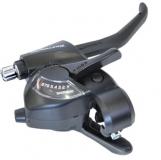 Shimano, Манетка ST-TX800R 8ск черный