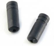 Наконечник оплетки тормоза Vinca Sport D=5х12мм, пластиковый, VSE 1