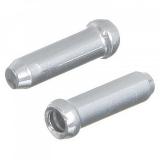 Наконечник тросика STG 1,9 мм, L = 12 мм, алюминиевый