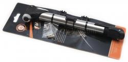 Насос ручной алюм. 25x280мм  под автонипель (без шланга),крепл. на раму (100)(блистер) ZF-022A