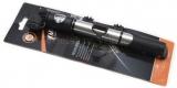 Насос ручной алюм. 30x275мм  под автонипель (без шланга),с манометром, крепл.на раму(100)(блистер) Z