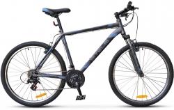 Велосипед 26 Navigator 500 V антрацитовый/синий 2017