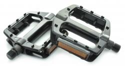HENGFENG, Педали, NF-601, 108 * 95 мм, алюминиевые