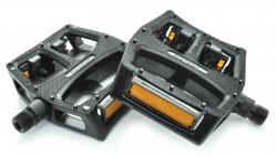 HENGFENG, Педали, NF-862-C, 115 * 100 мм, алюминий, платформы