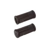 Novatrack, Грипсы резиновые, черные, 75 мм