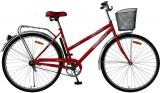 Велосипед 28 Novatrack LADY FIESTA 2015 фиолетовый