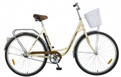 Велосипед Novatrack LADY VINTAGE 28