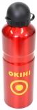 Велофляга DM-34 алюминий 750мл красная