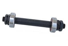 Ось передней втулки под эксцентрик 3/8*108мм, промподшипник, SF-AX07 (F)