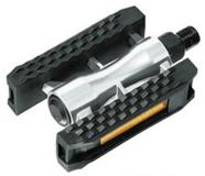 Педали COMFORT (алюминий-пластик) FP-903