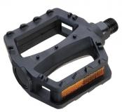 Педали детские TRIX MX-P620 (12 mm) ось 12мм пластик 84х78mm
