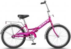 Велосипед 20 Pilot 310 фиолетовый 2017
