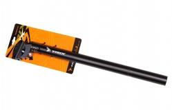 TRIX, JB-8507, Подседельный штырь 25,4*400 мм алюминий, с интегрированным замком седла на 1 болт