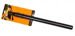 TRIX, Подседельный штырь 27,2*400мм, сталь, без замка, черный
