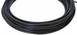 Vinca Sport, Рубашка тормоза, 5 мм, VSC 1, черная, отмотка по 10см