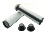 SAIGUAN, Ручки руля SR-85 125 мм, серые