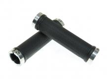 SAIGUAN, Ручки руля SR-70 130 мм, черные