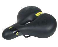 DDK, Седло велосипедное D-392 MF комфорт, для города, MTB, пена, унисекс
