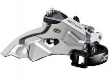 Shimano, Передний переключатель ALTUS FD-M370 ун.тяга, 34,9 мм, адаптер 31,8 мм, 44/48