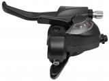 Shimano, Манетка ST-EF41 3ск черный