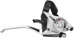 Манетка Shimano ST-EF51 7ск серебро