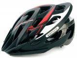 Велошлем VENZO F26M-010 красный, M, 53-57 см