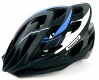 Велошлем VENZO F26M-010 синий, L, 57-60 см