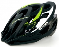 Велошлем VENZO F26M-010 зеленый, L, 57-60 см