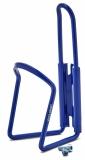 Vinca Sport, Флягодержатель алюминиевый в комплекте с болтами, синий HC 11 dark blue