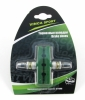 Колодки Vinca sport для V-brake 60мм, VB 262 green, зелёные