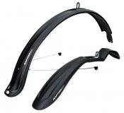 """SIMPLA Raptor2 SD Long 2 - универсальный комплект крыльев повышенного покрытия  для велосипедов 26""""-"""
