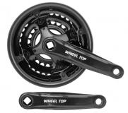 Wheel Top, Система TCSH4-SMA, 42-34-24T, 175 мм, квадрат