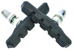 Vinca sport, Колодки для V-brake 72мм, VB 111 black, черные