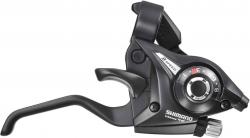 Манетка Shimano ST-EF51 8ск черный