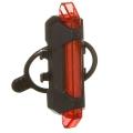 STG, Фонарь задний TL5411, 5 красных диодов, usb зарядка, 250mAH