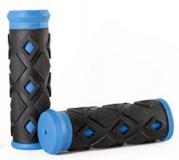 Грипсы STG ХD-113B, 95мм, черно-синие