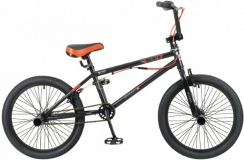 Велосипед 20 Stinger BMX Ace 2017 черный